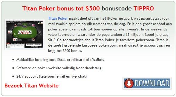 Titan Poker Website Download