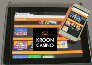 Mobiel casino Kroon Casino