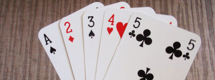 Ace To Five Lowball: Poker